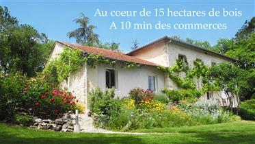 Vivenda: 190 m²