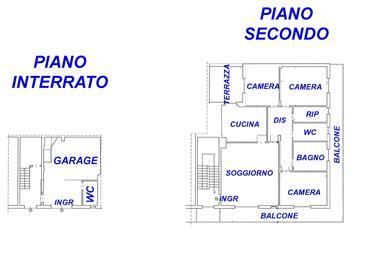 Borgo San Lorenzo Appartamento Di 139Mq Con Garage E Terrazzo