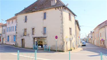 Business premises: 220 m²