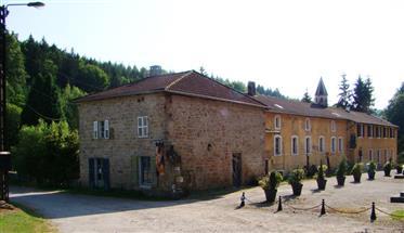 Prestigieus pand: 1.200 m²