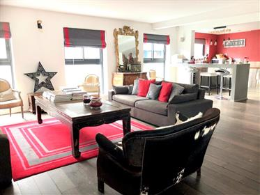 Town house Loft for sale in Boulogne Billancourt in a quiet ...