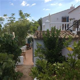 Fully detached house with stunning views and lots of privacy
