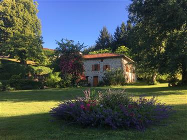 Quiet property in rural France