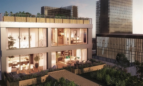 139 m2 apartment with 31 m2 terrace