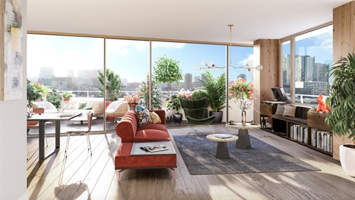 Apartment 131m² 4 bedrooms possible