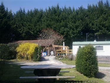 Beautiful located campsite for sale along a stream