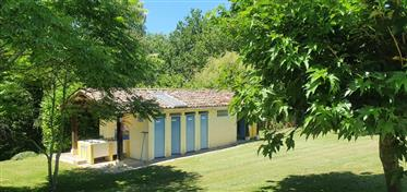 Sale of a very nice campsite in Occitanie.