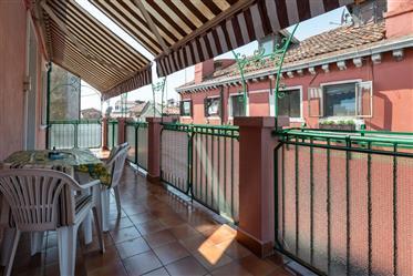 Appartamento  con terrazza  a Cannaregio
