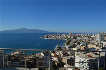 Sea View Apartment for Sale in Sarande, Albania