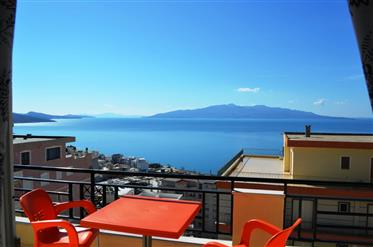 Apartment in Saranda for Sale with a Sea View