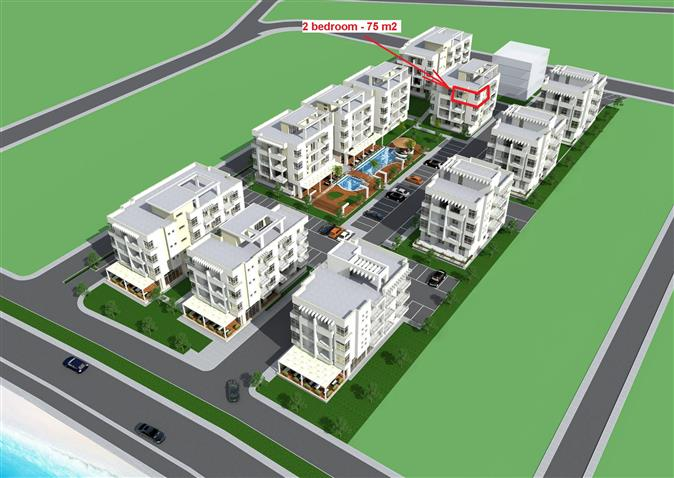 Albania Apartments For Sale In Radhima Beach, Vlore, Albania