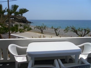 Beachfront house comprising several holiday apartments with Eot licence