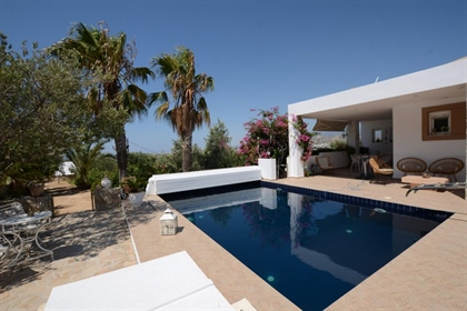 Detached 3 bedroom villa plus guest apartment in olive grove. Swimming pool.