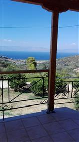 Προς Πώληση Μονοκατοικία με θέα στη θάλασσα στην Ελλάδα