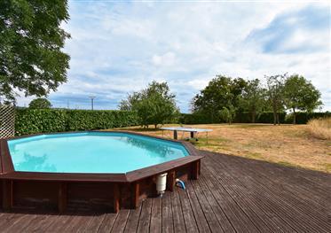 A vendre, maison rénové, 8 pieces, Allier Auvergne Combrailles