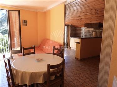 Appartement 50 m2 proche plage