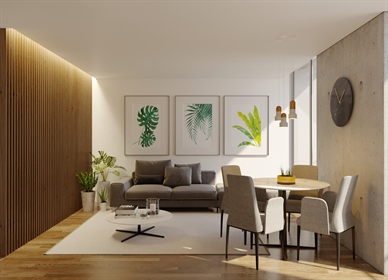 Modern 3 bedroom apartments - Residential building located in the heart of the city of Porto, Portug
