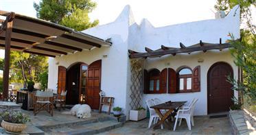 Παραδοσιακό σπίτι διακοπών Ελληνικά
