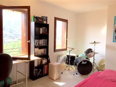 Maison : 166 m²