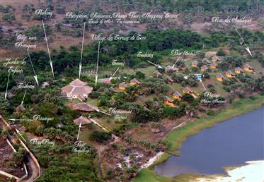 Domaine Hotelier Congo Brazzaville