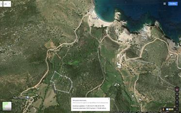 Νήσος Άνδρος πώληση οικοπεδου