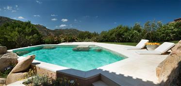 Sumptuous Villa in Porto Cervo Seaview & Swimming Pool