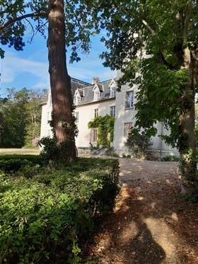 Château 19ème - France