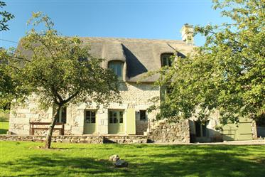 La Pelviniere is fully renovated & modernised stone cottage. 146M2, 4 bedrooms,