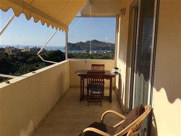 Lägenhet med havsutsikt och solnedgång