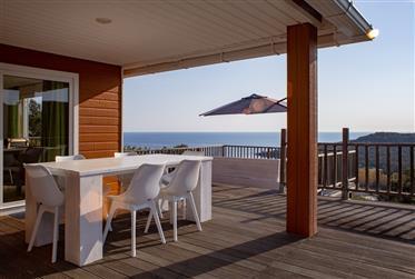 Villa de vacaciones independiente de lujo para 6 personas Favone South Cosica en venta