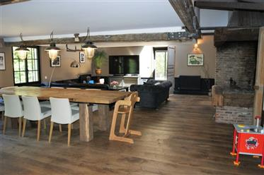 Exceptional longhouse near Le Touquet