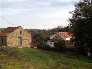 Quinta, 4,8 hektarů s hlavním domem, hostem, stodoly a 2 zříceninami