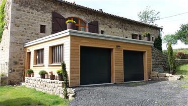 Obnovljena kamena kuća s 9 soba