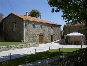 Traditional Galician Farmhouse