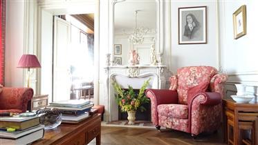 Manoir Sainte Cecile & Accommodation Business. Normandy