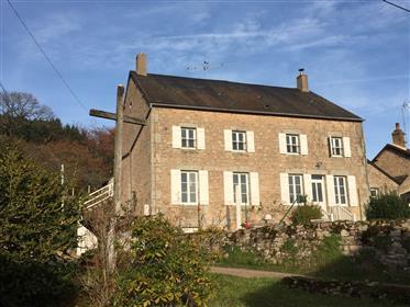 Big country house in the Morvan - Burgundy