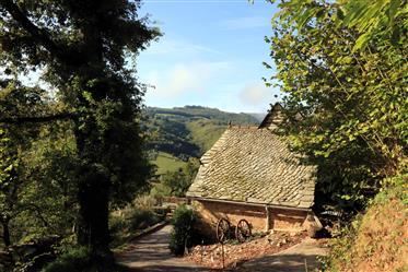 Stijlvol huis uit de Auvergne