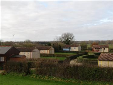 Holiday village in Normandy