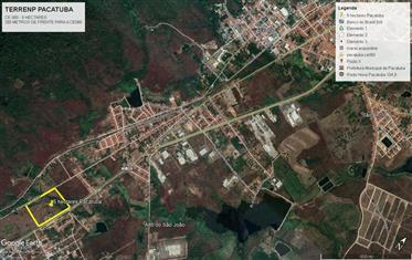 Excelente terreno para lotear no Brasil  - Rentabilidade garantida