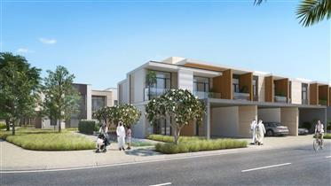 1% monthly payment 3-Bedrooms townhouse with