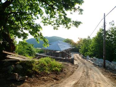 Houses in East Pelion-Magnesia, Gr
