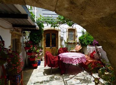 Kretischen versteckten magischen Rückzug und Baumhaus Rethymnon