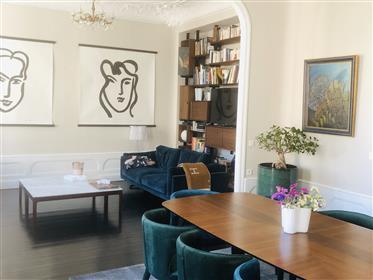 Apartamento Excepcional Art Nouveau - Centro da cidade de Ni...