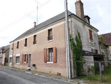 Vaste Maison De Bourg