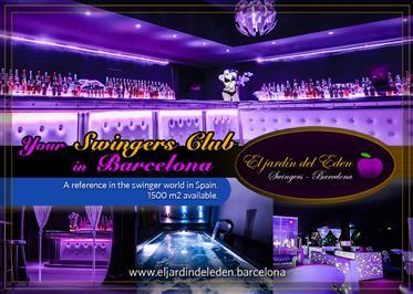 Fonds De Commerce D'un Magnifique Club Libertin Swingers - Bar- Restaurant- Discotheque A Barcelone