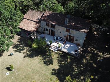 Stone Farm House