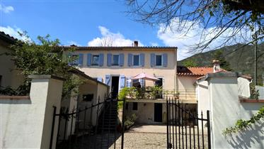 Beautifully renovated farmhouse in the Pyrenees Orientales