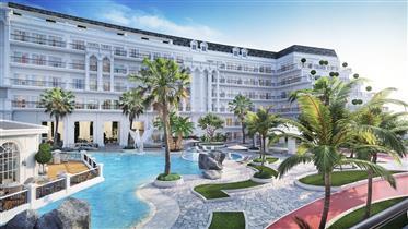 Earn 8% for 5 years guaranteed Roi for luxury studio