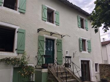 The Old Wine Merchant's house - St Mathieu.