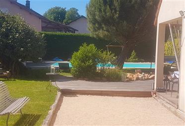 Kuća s bazenom 10 min istočno od Beaune Axe A6